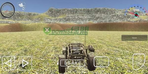 巴哈战车模拟