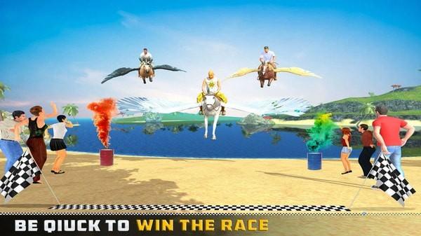 飞行赛马模拟器