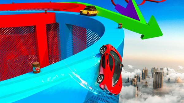 极品特技车2021