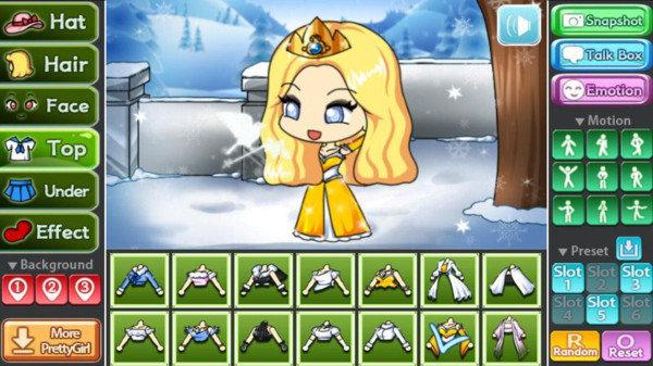 扭蛋冰公主