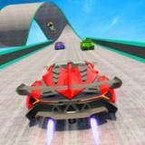 GT赛车特技表演