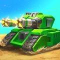 坦克io战斗射击