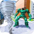 机器人未来龙卷风