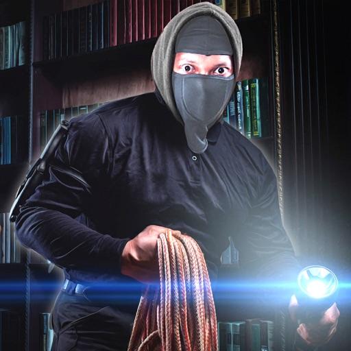 可怕的小偷家庭冲突游戏