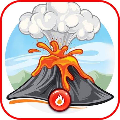 愤怒的火山