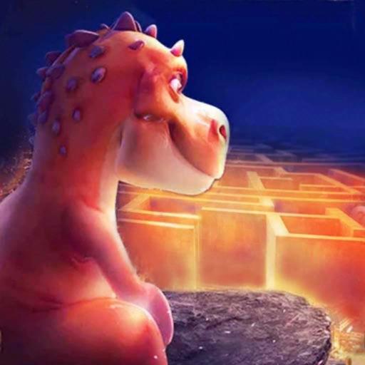 恐龙迷宫大冒险