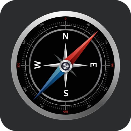 360罗盘指南针