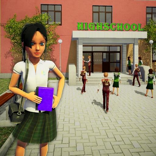 虚拟高中女生生活模拟器苹果版