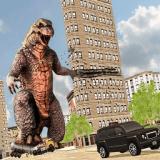 怪物恐龙大战