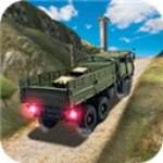 越野军队卡车