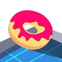 翻转甜甜圈