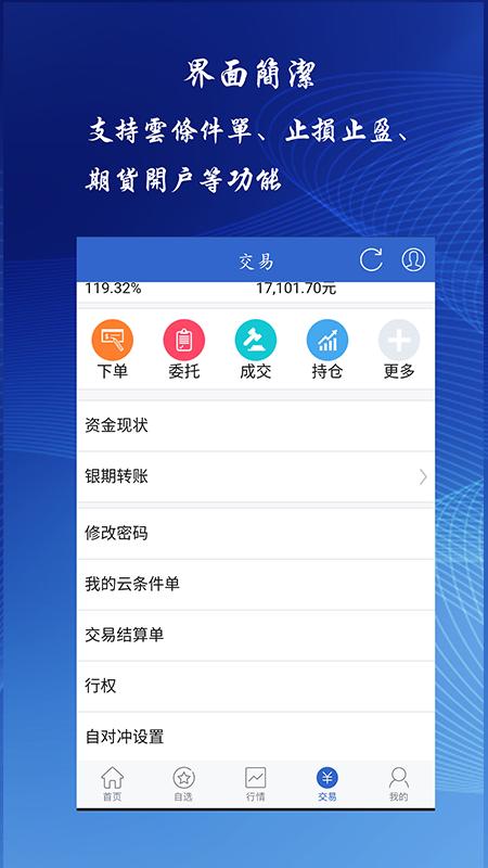 恒银期货博易app