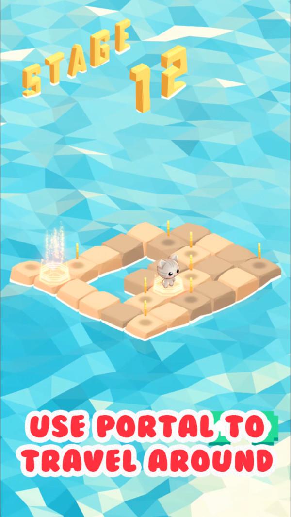 猫咪海上迷途