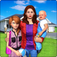 虚拟家庭单亲妈妈最新版