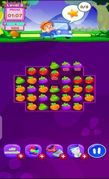 果糖水果爆炸