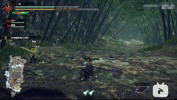 《怪物猎人:崛起》太刀居合小技巧
