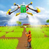 真实无人机农业模拟器