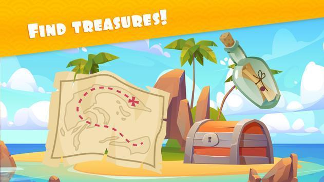 3D的拼图岛