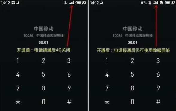 手机上出现HD是什么情况