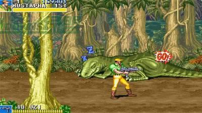 恐龙快打无限子弹加强版