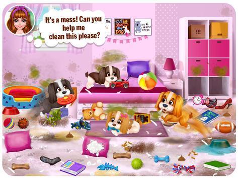 小狗宠物兽医沙龙