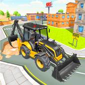 重型挖掘机施工模拟器2021
